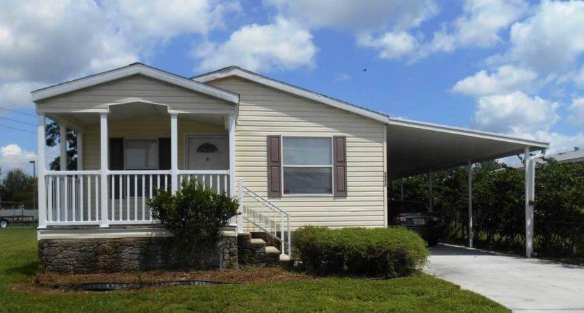 Living Hillcrest Manufactured Home Sale Orlando