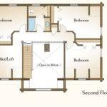 Log Cabin Modular Home Floor Plans
