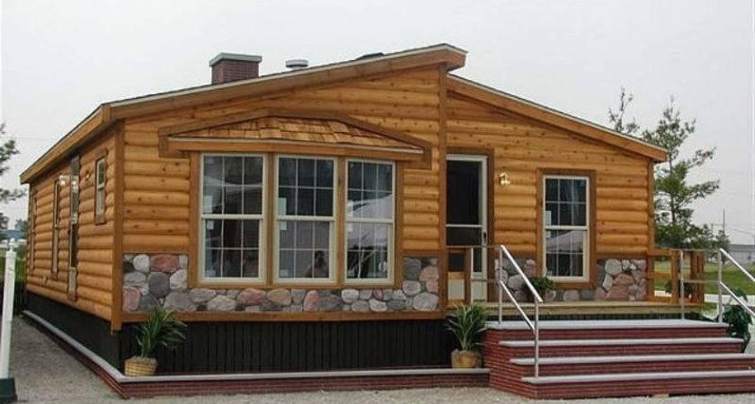 Log Cabin Modular Home Prices