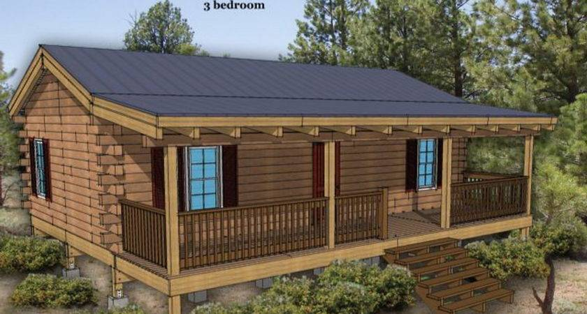 Log Cabin Prefab Home Kits Painted Trailer Doors Layouts
