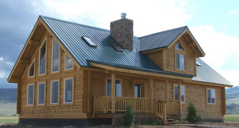 Log Cabin Style Mobile Homes Cavareno Home Improvment Galleries