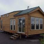 Log Cabin Trailer Homes
