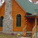 Log Home Builders Custom Homes Gingrich