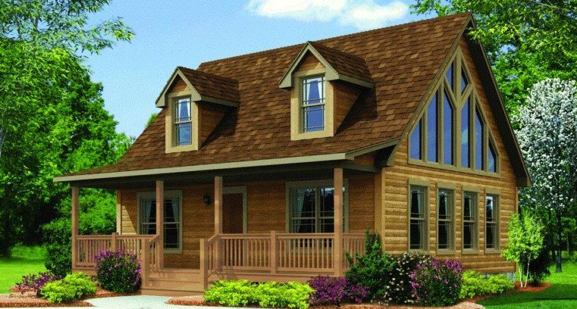 Log Homes Cabin Mobile