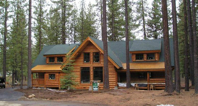 Log Homes Gathering Our Pre Built