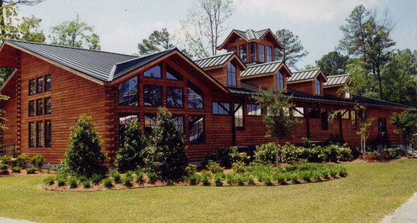 Log Homes Headquarters South Carolina Self Catering