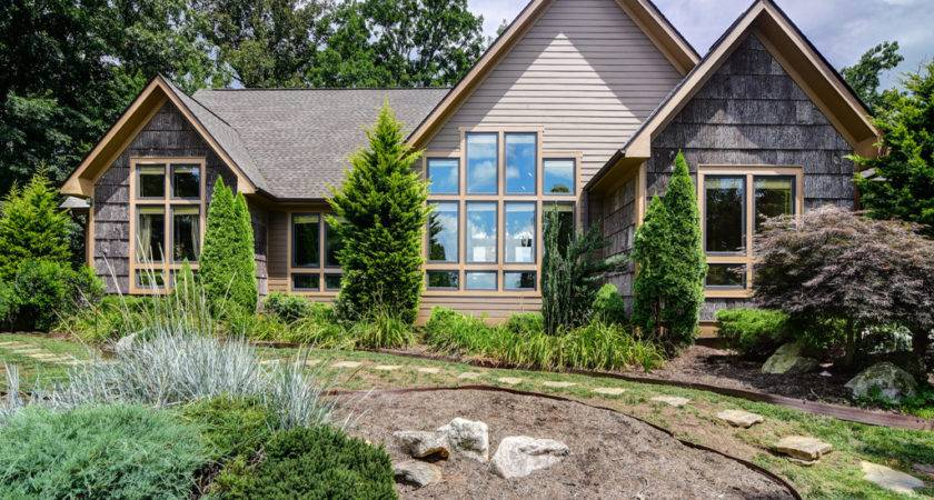 Log Homes Sale Asheville Real Estate Greybeard