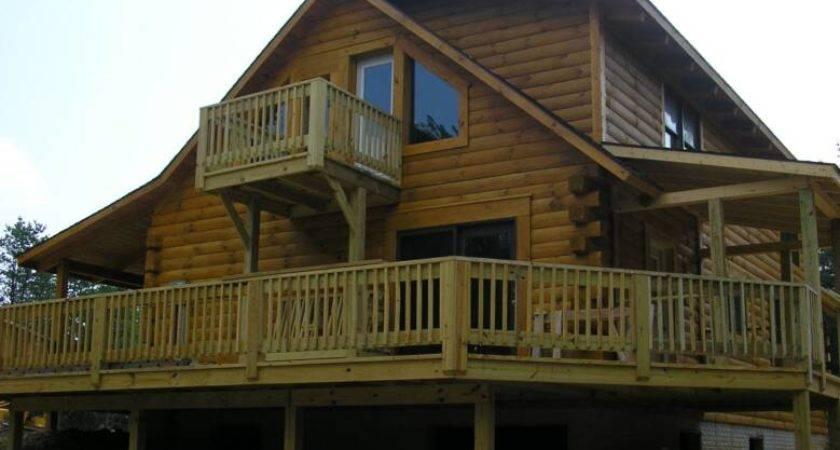 Log Modular Homes Sale Berkeley Springs West Virginia Land