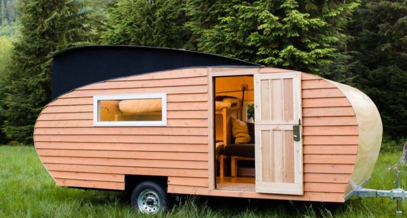 Look Inside Beautiful Sustainable Mobile Tiny House