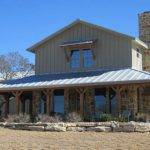 Lovely Ranch Home Wrap Around Porch Texas Plans