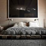 Low Height Floor Bed Designs Make Sleepy