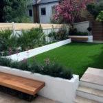 Low Maintenance Modern Minimalist Garden Design