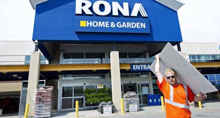 Lowe Offers Take Over Canadian Rival Rona