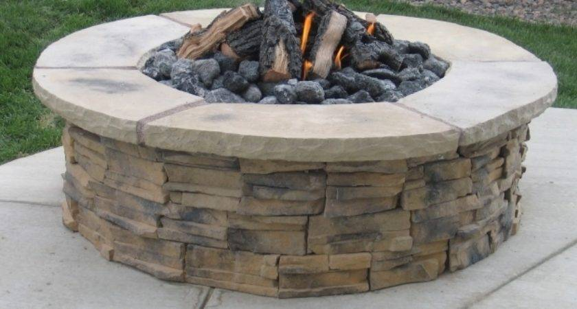 Lowes Fire Pit Stones Ideas