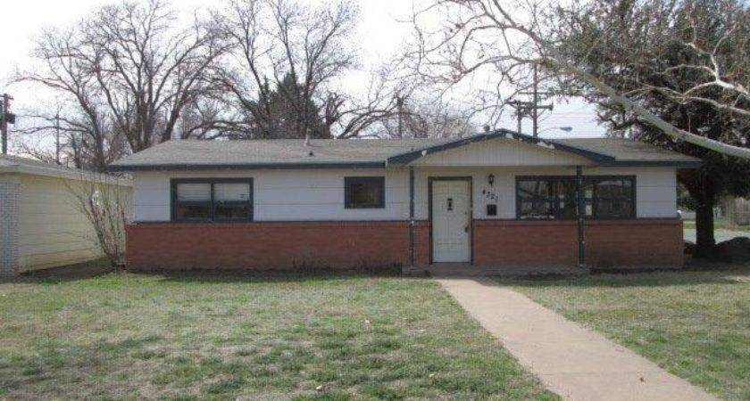 Lubbock Texas Reo Property Details