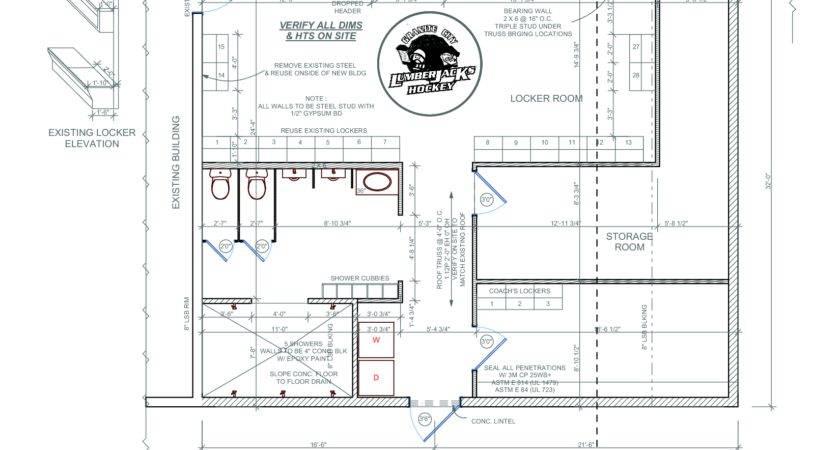 Lumberjacks Locker Room Man Floor Plan Ghkgkyyt