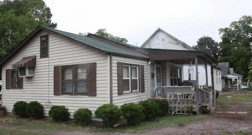 Lumberton North Carolina Acreage House Sale