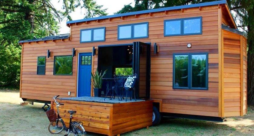 Luxurious Tiny House Heirloom