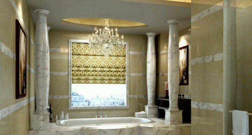 Luxury Bathrooms Designs Interior Design