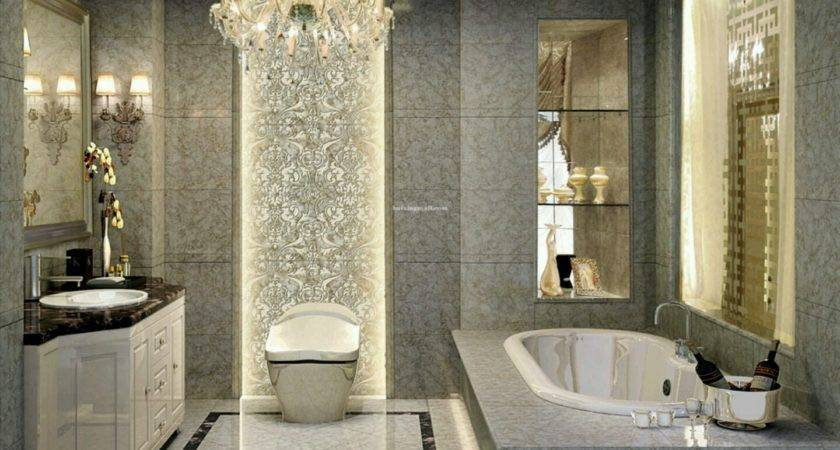 Luxury Bathrooms Designs