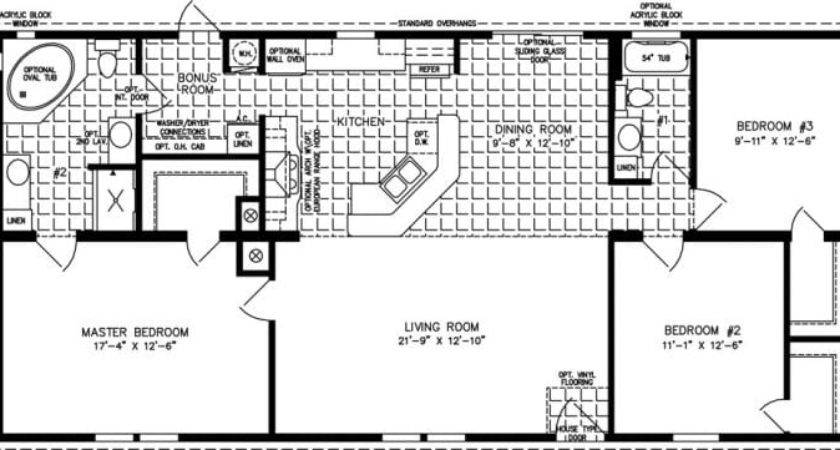 Luxury Floor Plans Mobile Homes New Home Design