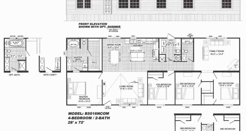 Luxury House Floor Plans Comfortable Modular Home