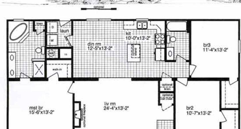 Luxury Modular Home Floor Plans House Designs