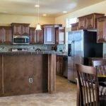 Magnolia Platinum Kitchen Credit Manufacturedhomes Posted