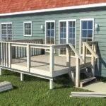 Make Deck Plans White Fence