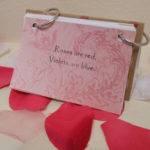 Make Love Note Flip Book