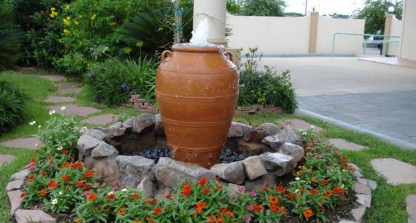 Make Water Fountain Nytexas