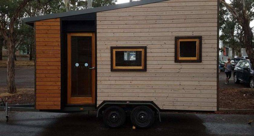 Man Charged Over Tiny House Allegedly Stolen Canberra