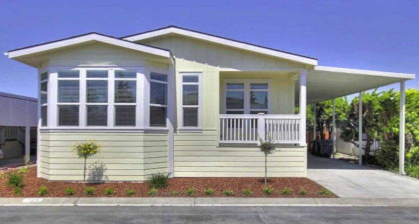 Manufactured Home Affordable Mobile Spanish Bay Sale California