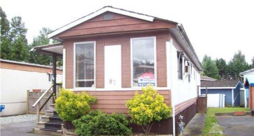 Manufactured Home Coquitlam British Columbia Estates Canada