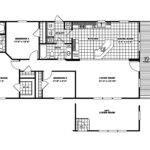 Manufactured Home Floor Plan Clayton Cumberland Cmb