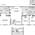 Manufactured Home Floor Plan Clayton Elkmont Porch