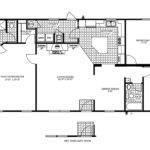 Manufactured Home Floor Plan Clayton Jamestown Jat