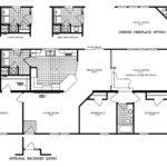 Manufactured Home Floor Plan Clayton Jamestown