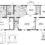Manufactured Home Floor Plan Clayton Prince George