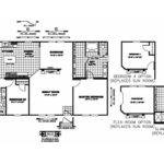 Manufactured Home Floor Plan Clayton Tuscan Spl