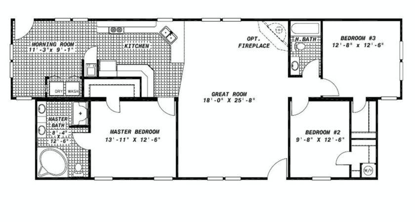 Manufactured Home Floor Plan Clayton Unbeatable Price