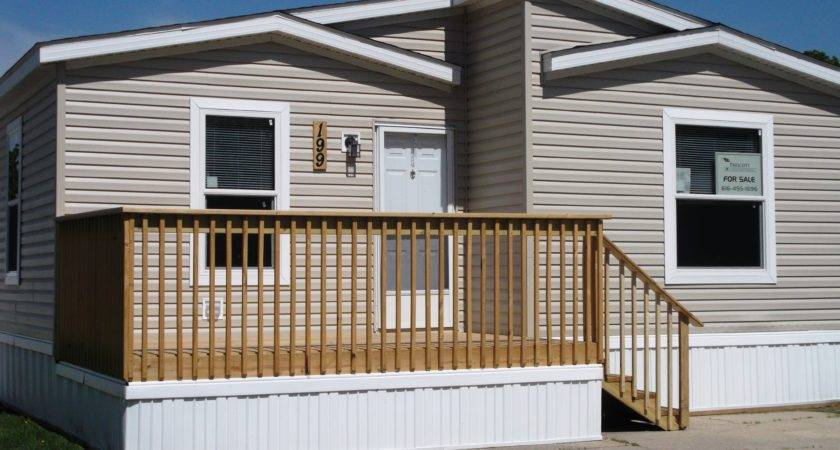 Manufactured Home Sale Three Bedroom Bath New