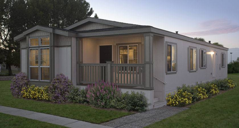Manufactured Homes Exteriors Silvercrest