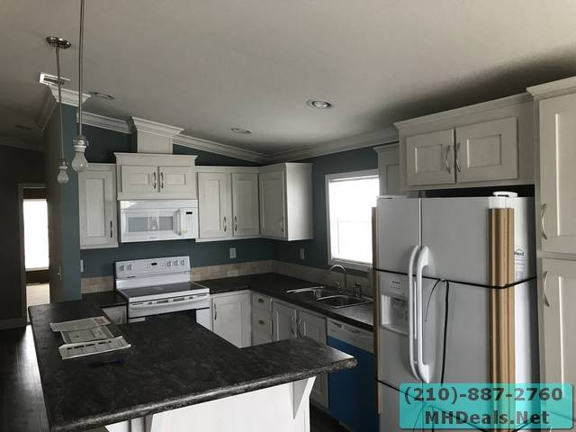 Manufactured Homes New Sale