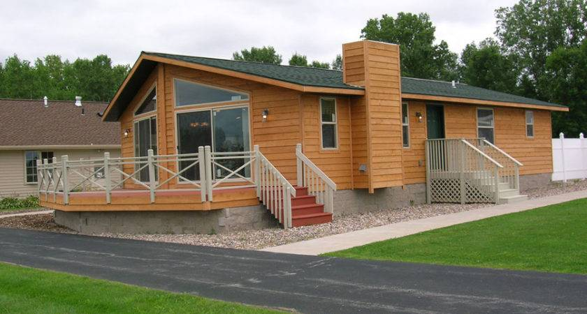 Manufactured Homes Stick Built Wisconsin Upper Michigan