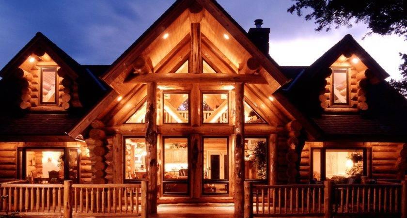 Manufactured Log Homes Yellowstone
