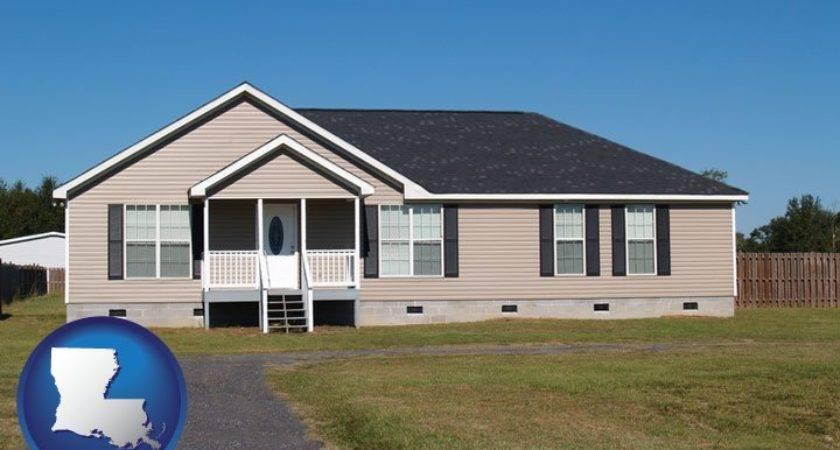 Manufactured Modular Mobile Home Dealers Louisiana