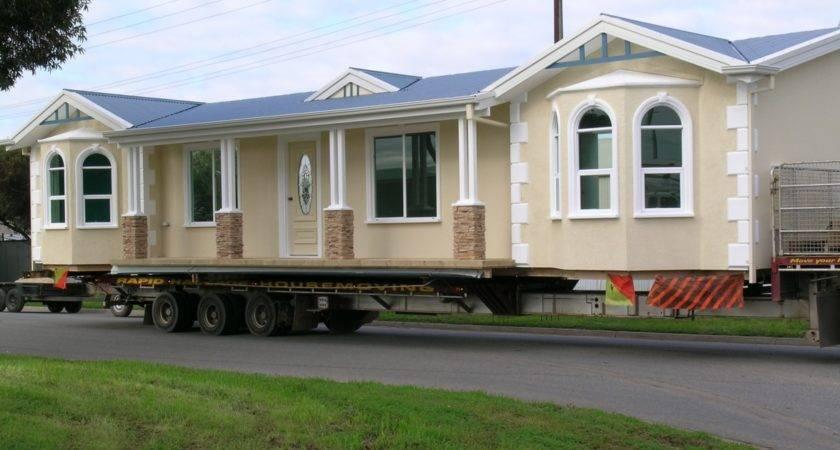Manufactured Modular Mobile Home