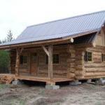 Marion Cabin Half Loft Kitchen Bestofhouse