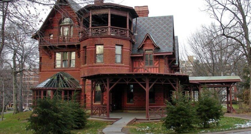 Mark Twain Home Hartford Travel Destinations Dreams Pint
